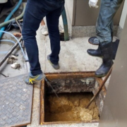 Grease Trap Pumping And Cleaning