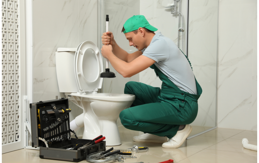 Clogged Toilet: How To Unclog A Toilet